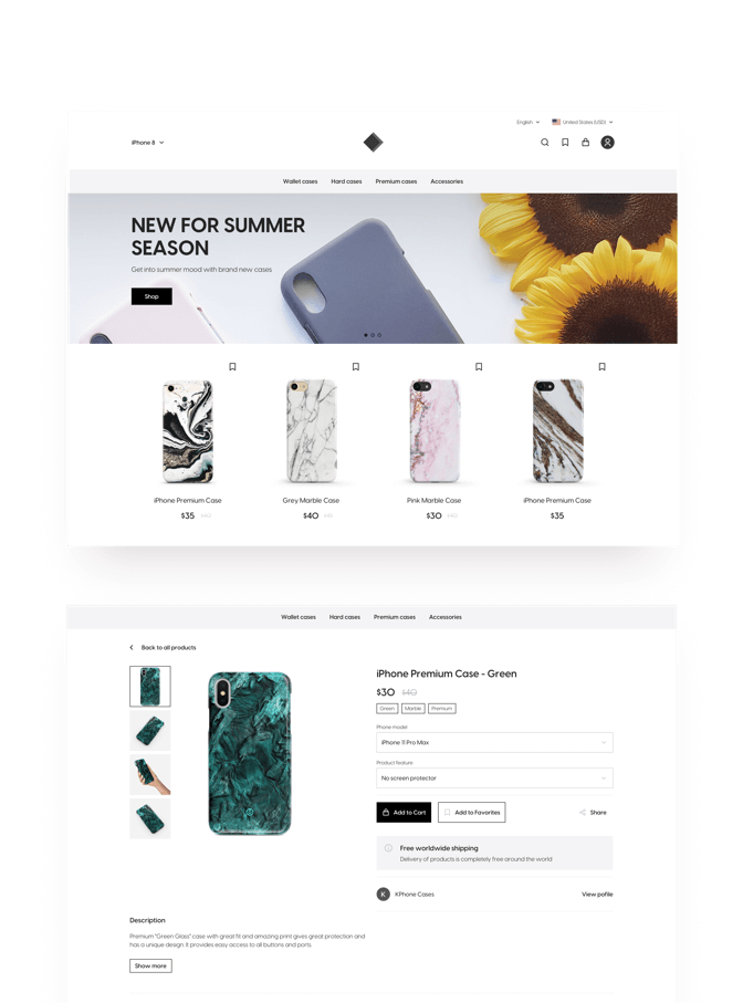 Phone Case Retailer .