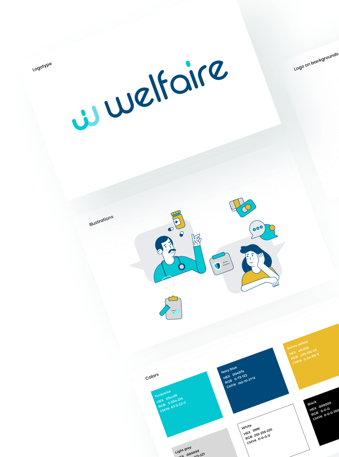 Welfaire. Health Insurance Platform