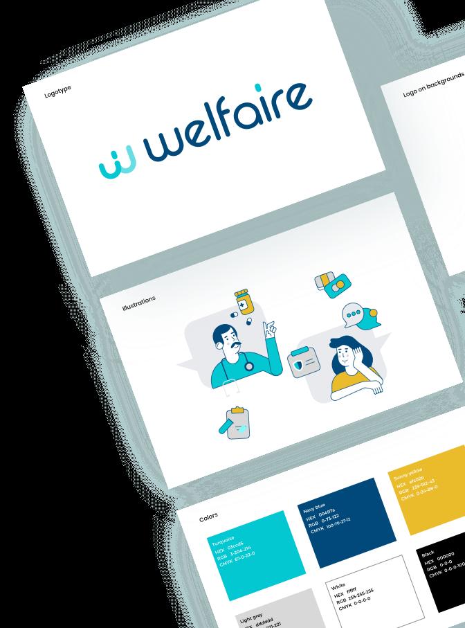 Welfaire. Health Insurance Platform