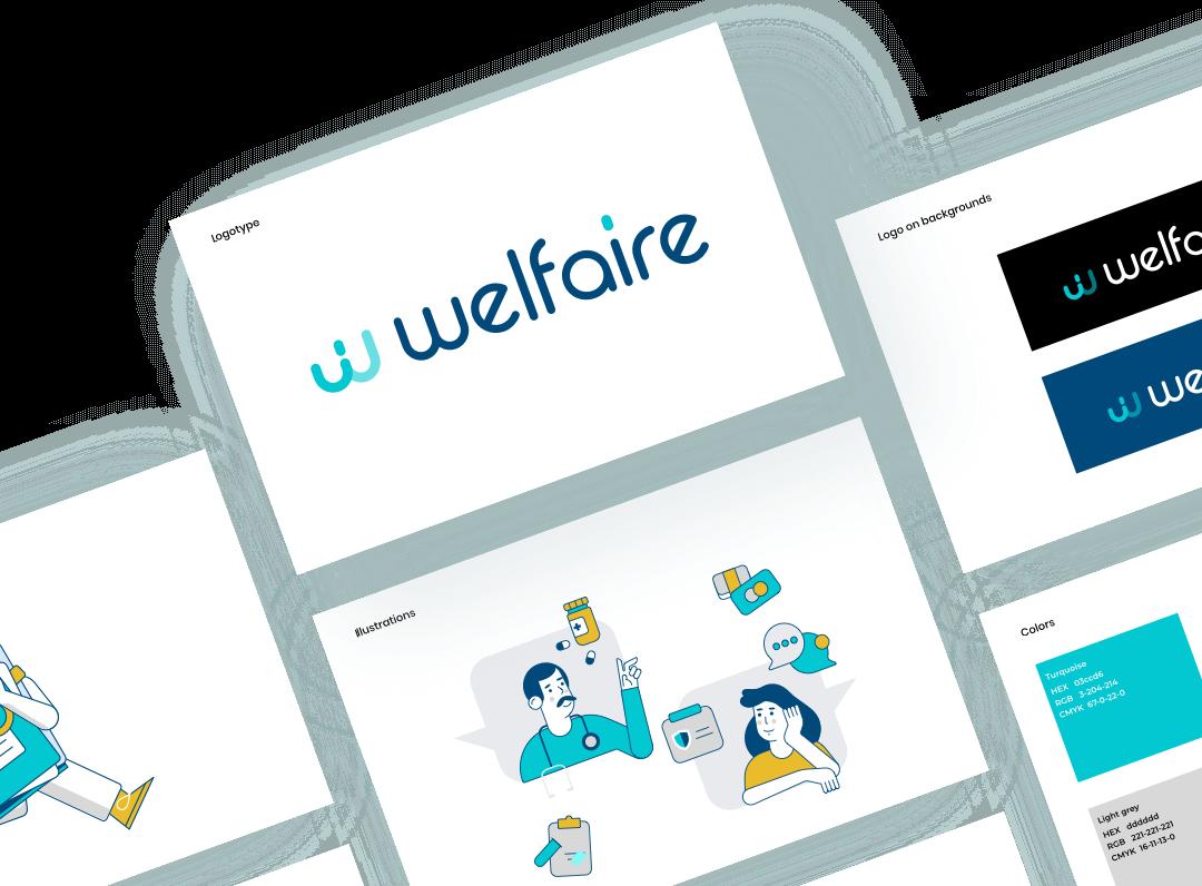 Welfaire. A Health Insurance Platform